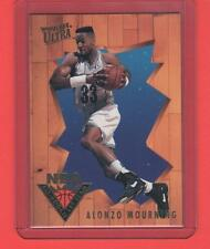 1993-94 Fleer Ultra NBA All-Rookie 1st Team #4 Alonzo Mourning Charlotte Hornets