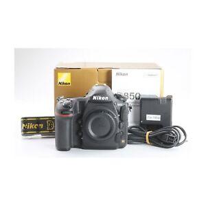 Nikon D850 + 16 Tsd. Auslösungen + TOP (238850)