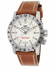 Glycine Men's 3938.111.LB7BH Airman Double Twelve Automatic 40mm Watch