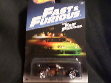 2017 HOT WHEELS FAST AND FURIOUS #1/8 HONDA S2000 BLACK HW HOTWHEELS