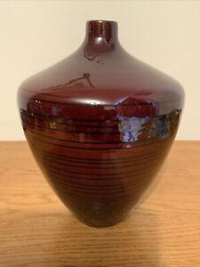 Great Bernard Moore Vase