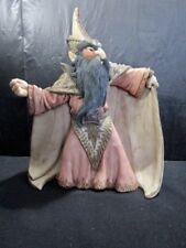 "Krystonia ""' N'Chakk "" The Evil Wizard Figurine"