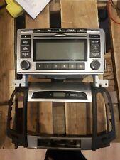 2011 Hyundai Santa Fe Radio 96180-2B530 mit Blende