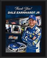 """Dale Earnhardt Jr. 10.5"""" x 13"""" Thank You Dale Sublimated Plaque - Fanatics"""