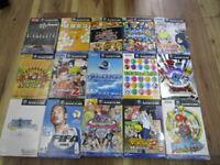Nintendo GameCube Lot of 15 piece Super Mario Sunshine Complete Japan w195