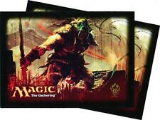 80 Deck protector Sleeves Gruul Guild MTG Magic de colarse Ultra Pro