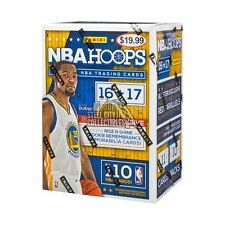 2016-17 Panini NBA Hoops Basketball 10ct Blaster Box