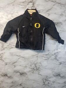 Oregon DUCKS Nike TRACK Zip-Up JACKET 18 months Baby toddler #18
