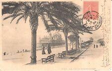 Carte Postale - (06) Alpes Maritime -Nice - La Jetée promenade