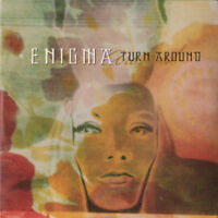 Enigma ‎CD Single Turn Around - Promo - Europe (EX+/M)