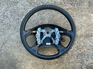 Subaru Forester Wagon SF 97 - 02 Original Steering Wheel Good Condition Genuine