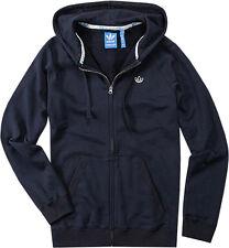 Men Adidas Originals Track Top Jacket Retro Tracksuit  Navy Hoodie S M