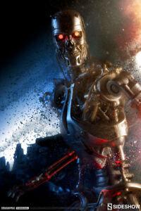 Sideshow Collectibles Terminator T-800 Endoskeleton