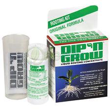 Dip N Grow Liquid Rooting Concentrate Cloning Kit Hydroponics 2 fl oz
