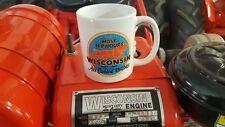 Wisconsin Engine Coffee Mug - Brand New - Dishwasher Safe!
