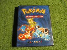 Wizards of the Coast Classic Blue Pokemon Album in Used Condition