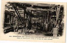 CPA  Commission des Ardoisiéres d'Angers(Anc.Ch&G. Lariviére)Atalier ..(207065)
