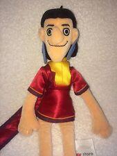 "Emperor's New Clothes Emperor Kuzco Disney Plush 9"" Stuffed Doll Toy"