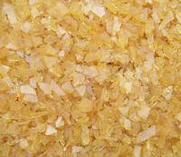 Blätterschellack Super orange 1kg zum selber machen für jede Politur Heimwerker