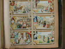 12671 LIEBIG Bilder Serie A 648 um 1900 Kreuzzüge  6 cards