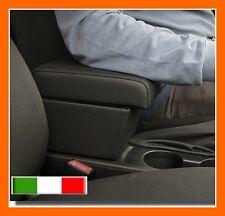 BRACCIOLO PREMIUM per Opel Astra J in SIMILPELLE NERA vedi tappeti gomma