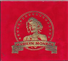 Marilyn MONROE-diamonds & pearls (Limited Edition) - CD-NEUF + OVP/sealed!