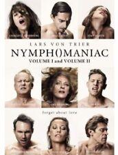 Nymphomaniac Vol 1 & Vol 2 (DVD Used Like New)