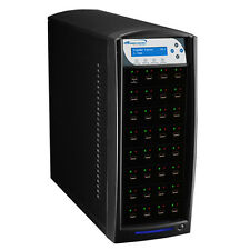 31 Target USB Flash Drive Duplicator Copier Thumb Pen Stick Copy USBSHARK-31T-BK