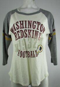 Washington Redskins NFL G-III Women's 3/4 Sleeve Shirt