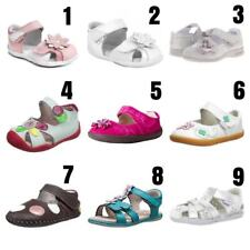 Pediped Girls Kids Baby Toddler First Infant Grip Non Slip Sole Shoes Sandals