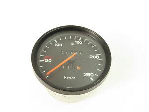 Porsche 911 Tachometer Tacho 91164150129 von 1973 VDO Instrument