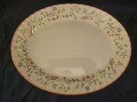 "Johnson Bros. Made in England ""Summer Chintz"" 13.5"" Platter. NEW WITH TAG!"
