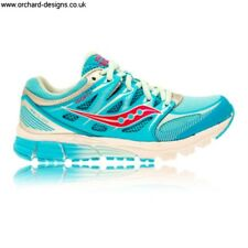 Saucony Zealot ISO Junior running shoes -Size 2.5uk/3.5us/35/5eur -turques colou