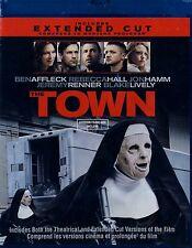 BRAND NEW HORROR BLU-RAY // THE TOWN // Ben Affleck, Rebecca Hall, Jon Hamm, Jer