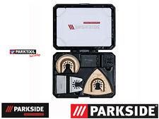PARKSIDE PERFORMANCE Accessoires pour outil multifonction 4 pièces/carbure