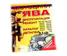 Manuale Riparazione Operation manual jawa