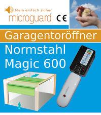 Smartphone Handy Fernbedienung für Garagentorantrieb Normstahl Magic 600