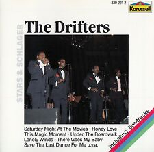 The Drifters: Save the last dance for me/CD-Top-stato