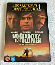 No Country For Old Men (DVD, 2008) - Steelbook