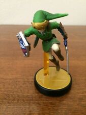 Amiibo LINK Super Smash Bros Zelda Nintendo Wii U 3DS Switch