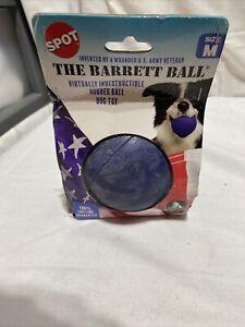 SPOT BARRETT BALL 4in EACH