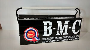 BMC Competitions dept Cantilever metal toolbox gr8gift  free p&p