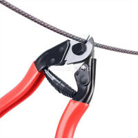 Bicycle Bike Brake Shift Derailleur Cable Wire Rope Cutting Plier Repair Tool