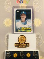 1989 Topps Traded Randy Johnson #57T RC Rookie NM/M MINT Baseball Card