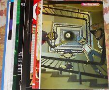 Gorillaz Damon Albarn - Magazine Posters Clippings Mini Collection # 1