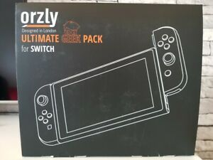 Orzly Ultimate Geek Pack for Nintendo Switch