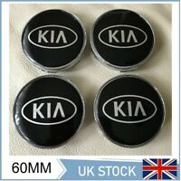 4x KIA Alloy Wheel Hub Centre Cap Set Center Caps 60mm