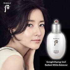 The History of Whoo GongjinHyang Seol Radiant White Balancer 150ml
