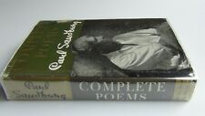Complete Poems by Carl Sandburg, Hardback 1950