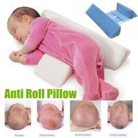 Infant Positioner Newborn Baby Prevent Flat Head Pillow Cushion Anti Roll ILC